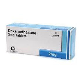 Dexamethasone is a steroid drug is used to treat allergies and asthma, as well as some types of cancer