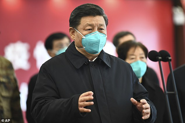 Chinese leader Xi Jinping is seen in a file photo.Questions have long swirled around the accuracy of China´s case reporting