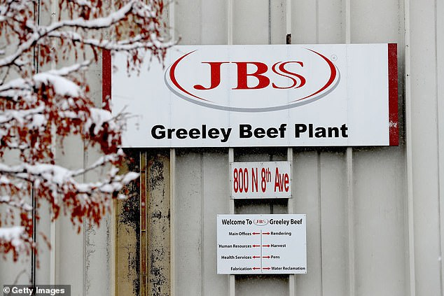 A JBS factory in Souderton, Pennsylvania, was also forced to shut down last month after dozens of workers had flu-like symptoms, but the company announced plans to reopen the plant on Monday.