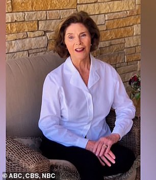Laura Bush talks about her home