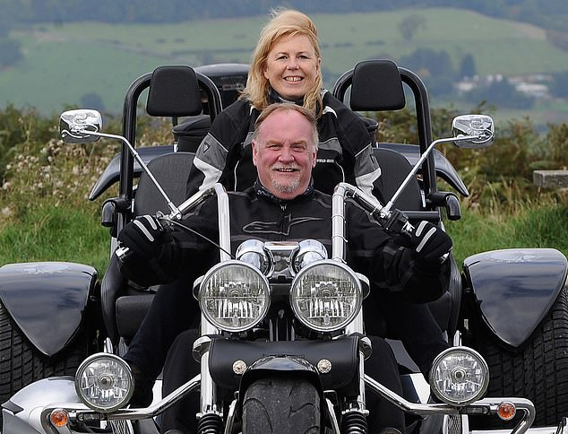 Judith Richards, 64, and her husband Jason, 57, who offer trike tours around rural beauty spots, cannot get grants worth up to £ 25,000 because they don't pay the fees. professional rates