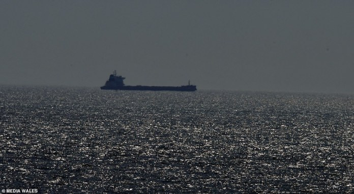 One of the vessels - Whitstar registered in the UK - is classified as an oil product tanker