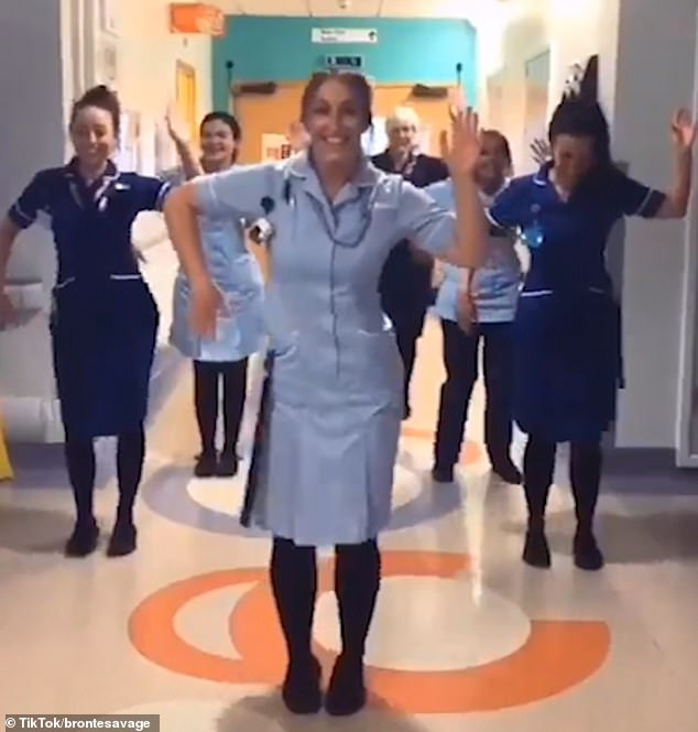 The dancing NHS nurses' TikTok video may be entertaining, but it won't be as much fun for anyone watching with advanced bowel or breast cancer, which medical experts have decided to temporarily forget in rush to focus. on tackling the horrible death toll of the coronavirus