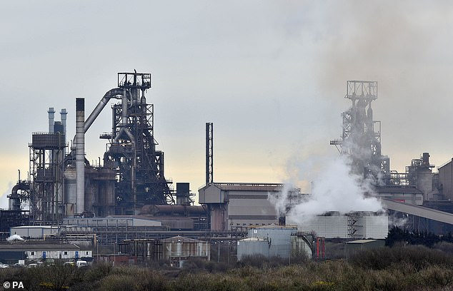 Britain's largest steel manufacturer, Tata Steel, says it will accept a grant thought to be worth around £2.7million from the government