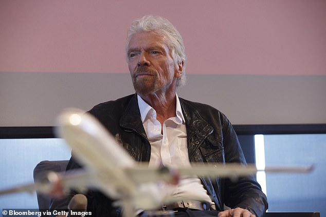 Branson says he will do everything he can to save an airline but