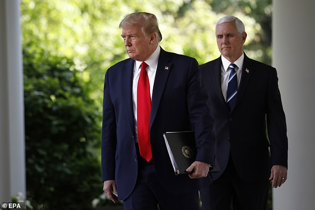 President Trump said testing `` is not going to be a problem at all '' because he said the U.S. has enough coronavirus testing capabilities to start reopening businesses.