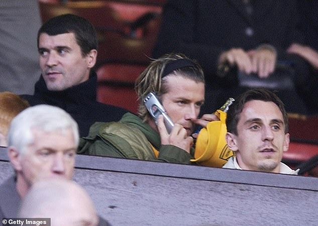 Neville described Beckham as a