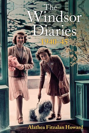 The extracts will be published for the first time in a book entitled The Windsor Diaries 1940-45