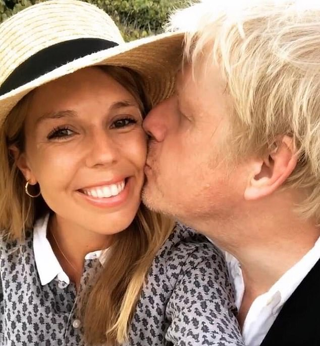 Boris Johnson and Carrie Symonds' new born son will be welcomed into a world where his first companions will be the custodians, gardeners and policemen who keep Downing Street ticking over
