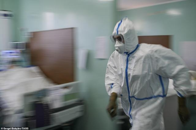 As a doctor working at a London hospital where the lack of Personal Protective Equipment has been a concern for me and my colleagues across the country, the arrival from China of an airlift of life-saving protective gear worth £1million, organised by the Mail Force charity, couldn't be more welcome, said Meenal Viz (stock image)
