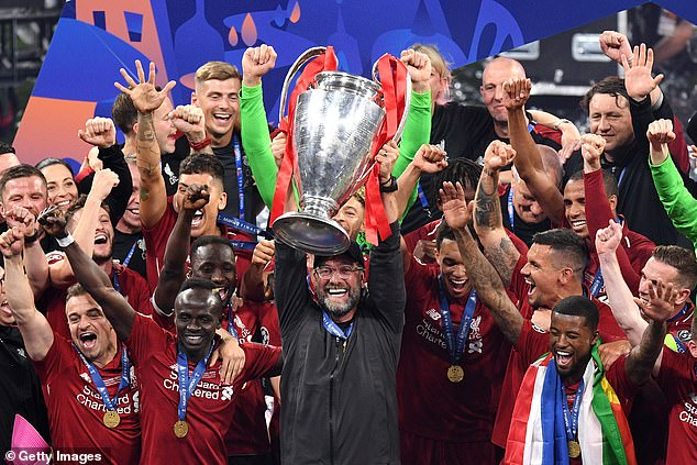 UEFA also plan to hold the rest of the Champions League and Europa League in August