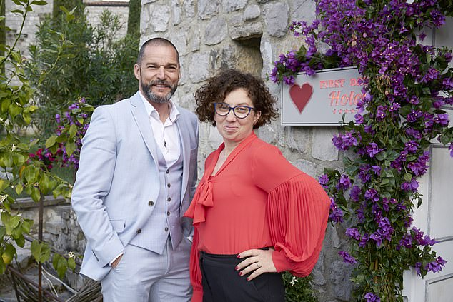 First Dates Hotel is back for another series on Channel 4, ready to help find love for its new guests