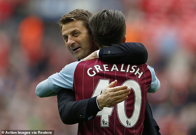 It's been almost five years since Sherwood led Aston Villa to the FA Cup final against Arsenal in 2015