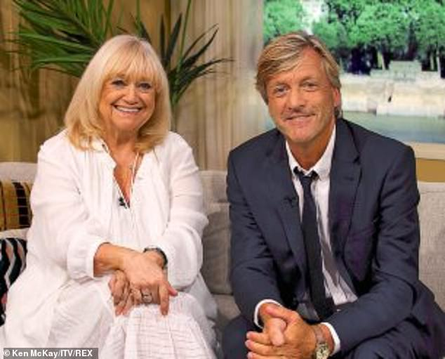 63-year-old TV presenter said people in older group were