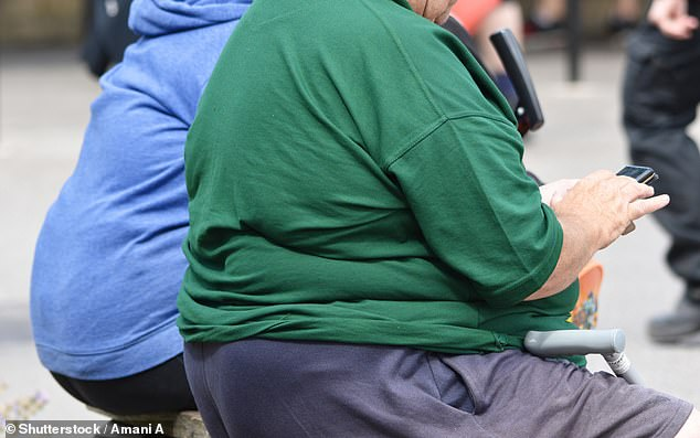 The fattest people in the UK will be prioritised over millions of Britons aged 50 to 65 for a coronavirus vaccine, Government guidance has confirmed