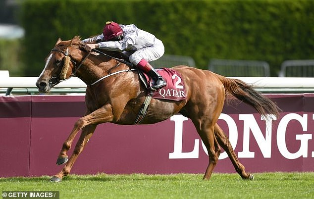 Races in France are about to return in camera Monday to Longchamp