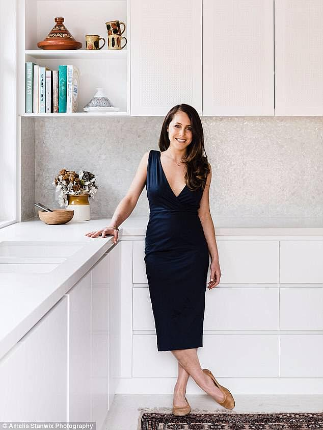 Melbourne-based interior designer Georgie Ezra (pictured) believes there are rooms you need to think about first when you're renovating, and others which can wait till down the track