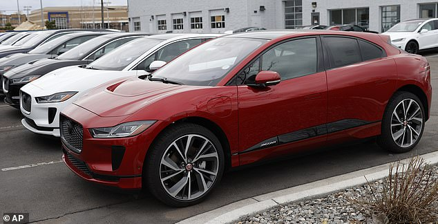 Production of the I-Pace in Graz, Austria also had to be temporarily halted in February because Jaguar had supply issues with the lithium-ion batteries used to power electric cars.