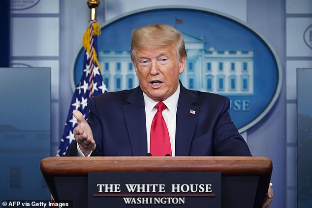 Trump last month told reporters that he had not seen Netflix hitting `` Tiger King '', but would seek forgiveness for the main character, zoo keeper Joe Exotic