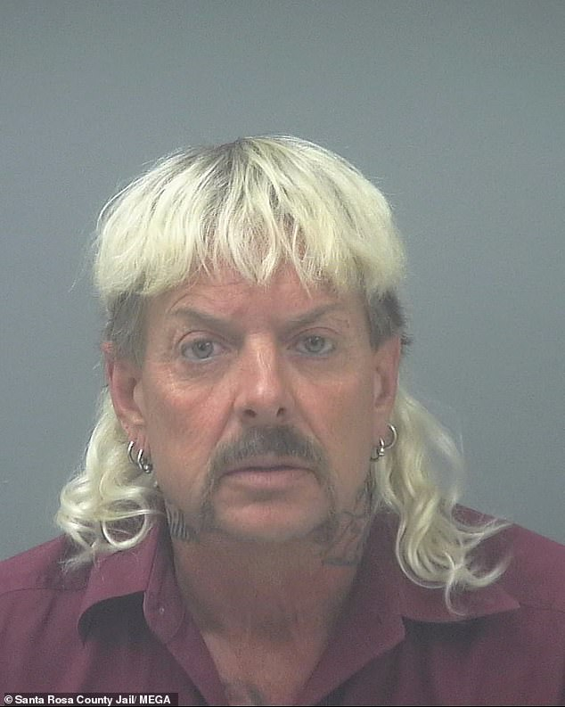 Advocacy to be free: attorneys for Joe Exotic, who is currently in prison serving a 22-year sentence for a conspiracy to commit murder, are about to send his case to President Trump to seek forgiveness from the star of Netflix