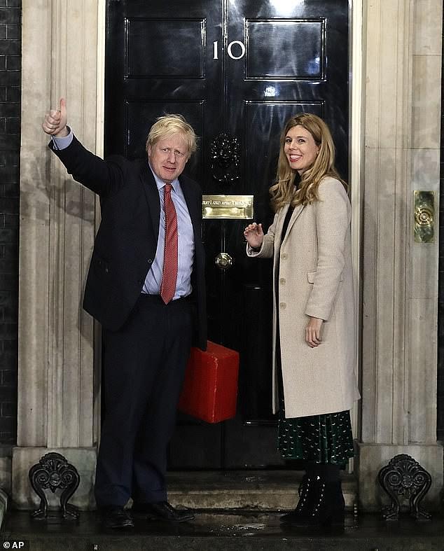 Boris Johnson and Carrie Symonds are free to plan their marriage after the relaxation of the coronavirus lock, the divorce of the PM being granted