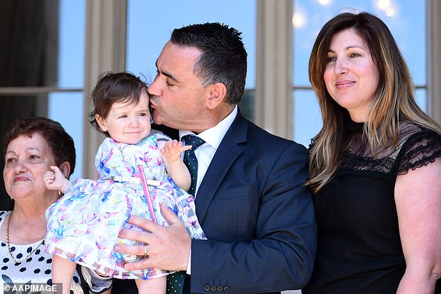 Nsw Deputy Premier John Barilaro Is Investigated By Police Sound Health And Lasting Wealth