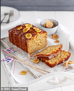 Banana bread has become the most popular recipe searched on the BBC, as home bakers make breads amid the coronavirus pandemic.