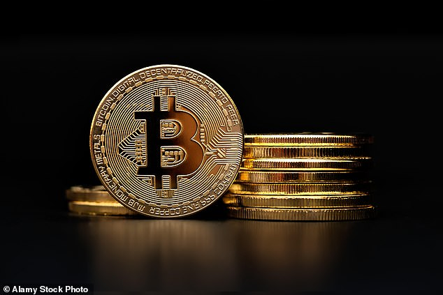Five years ago, the Bitcoin traded at £150 a coin, but it is now worth £7,000