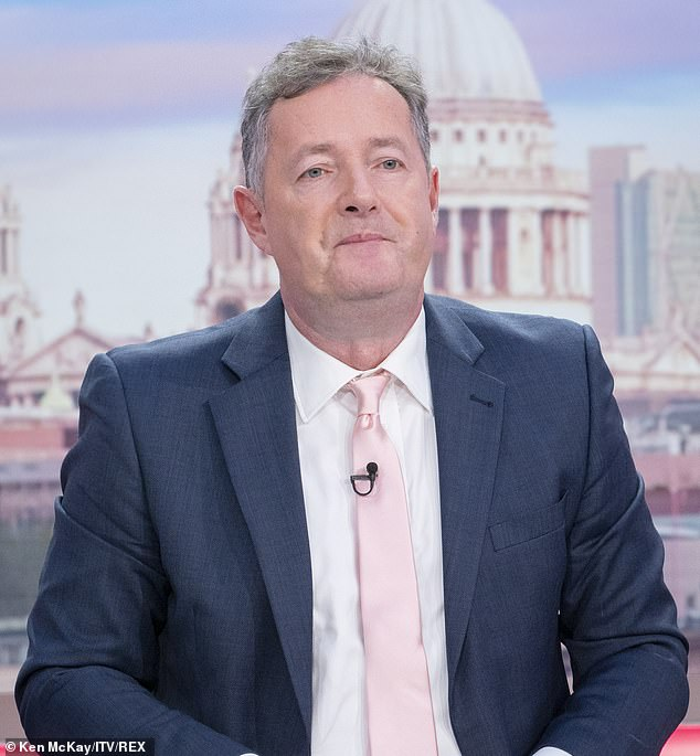 Piers Morgan says he probably 'pushed things a little too far' with his criticism of Meghan Markle after she and Prince Harry left the royal family