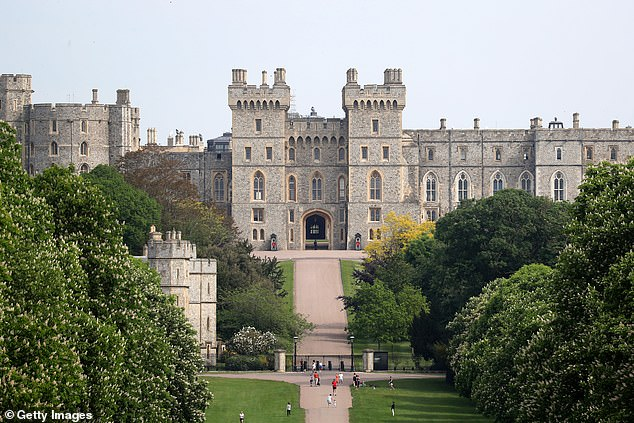 The monarch, who currently resides with her husband Prince Philip at Windsor Castle, continues to receive daily red boxes of government papers