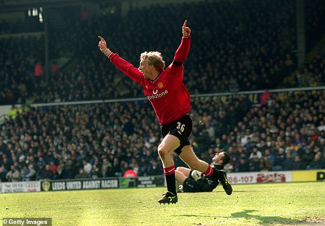 Chadwick was part of United's 2000-01 title-winning team, making 16 league appearances