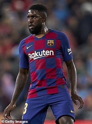 Samuel Umtiti podría estar saliendo de Barcelona este año