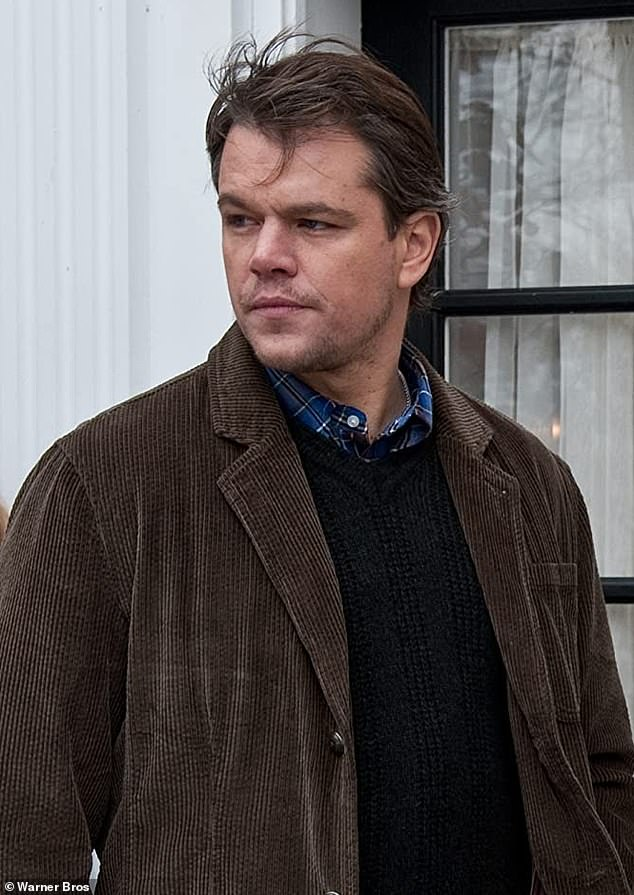 Shocker: Bourne Identity star, 49, spoke with Graham O'Toole and Nathan O'Reilly on the film Ireland's Spin 103.8's Fully Charged, where he admitted COVID-19 was scary.