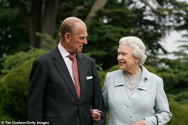 Sources said the royal was spending time with Prince Philip while quarantining himself at Windsor Castle