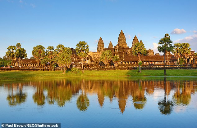 The abandonment of Angkor has long puzzled historians, with many attributing it to the 1431 AD invasion by Thai forces, though this is hotly debated. Angkor was the capital city of this now-extinct culture, and the iconic Angkor Wat temple was built in the early 12th century