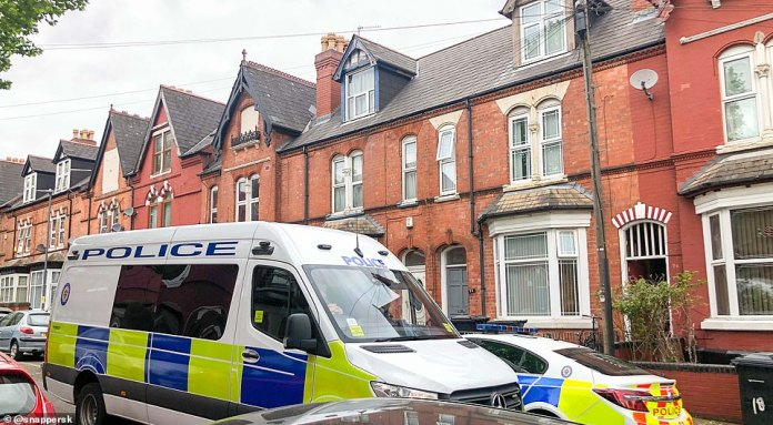 West Midlands police conduct door-to-door investigations. Earlier, the force said that a post mortem examination was inconclusive and that other examinations were underway to determine the cause of death.