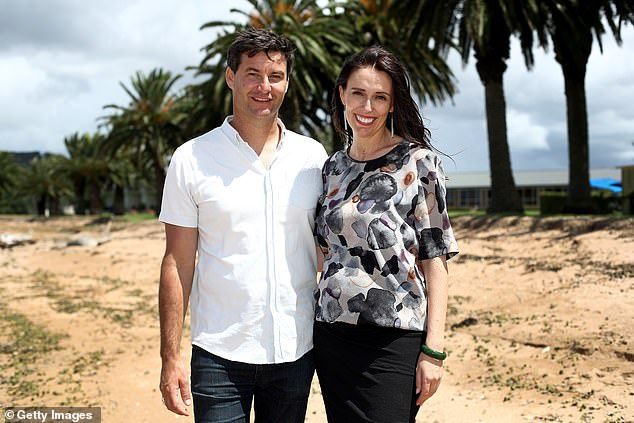 New Zealand Prime Minister Jacinda Ardern and her partner Clarke Gayford were turned away from a cafe because it was too full under coronavirus social distancing restrictions