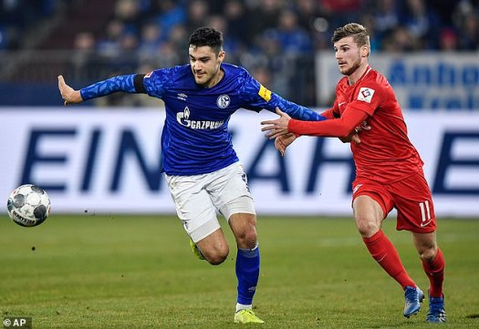 Five emerging centre backs who are interesting Europe's ...