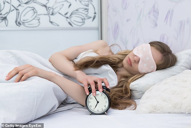 If you naturally sleep for about six hours, then you should wait until 1am to go to bed if you set your alarm for 7am