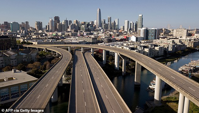 Breed had been persuaded that her city's considerable and highly regarded health care system might be insufficient for the looming onslaught of infection and death. The highways around San Francisco were deserted after the order