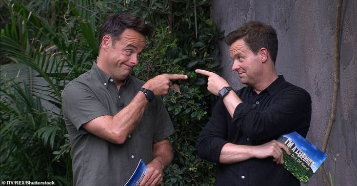 I'm a celebrity ... get me out of here! would still take place later this year, despite the coronavirus pandemic (hosts Ant and Dec in the photo)