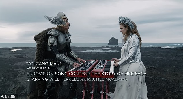 The full movie title is Eurovision Song Contest: The Story Of Fire Saga, and is set to debut on Netflix on June 26.