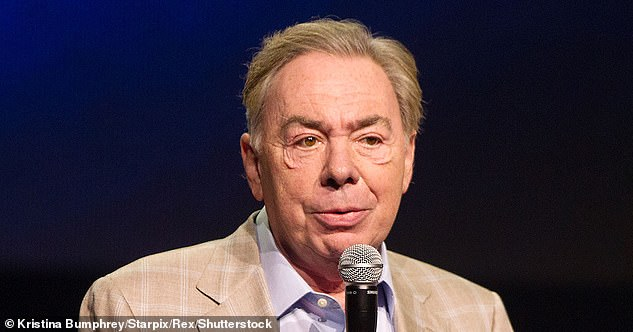 Iconic: The Phantom of the Opera is a musical with music by Andrew Lloyd Webber (photo)