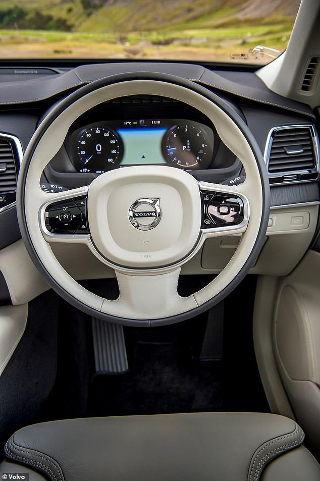 A Volvo diz que está colocando limitadores em todos os seus carros porque, acima de determinadas velocidades, as tecnologias e a infra-estrutura do automóvel
