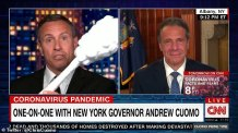 Cuomo Brothers Criticized by Some People Online for Joking About Coronavirus on CNN While New York Death Toll Continues to Rise