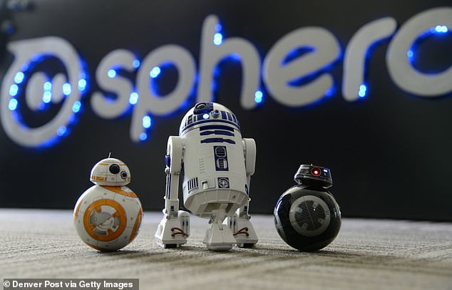 Sphero is best know for making remote controlled versions of R2-D2 and BB-8 from Star Wars, but the company's licensing agreement expired in 2018
