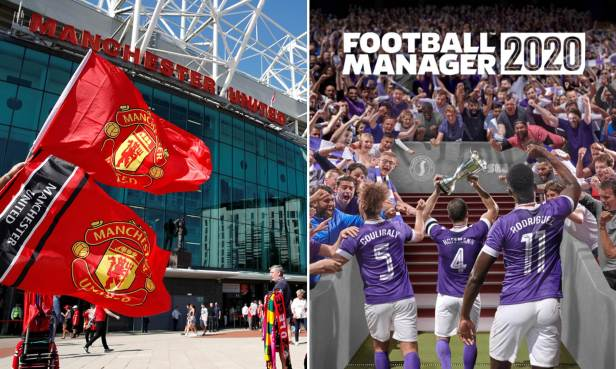 Manchester United SUE Football Manager creators over alleged ...