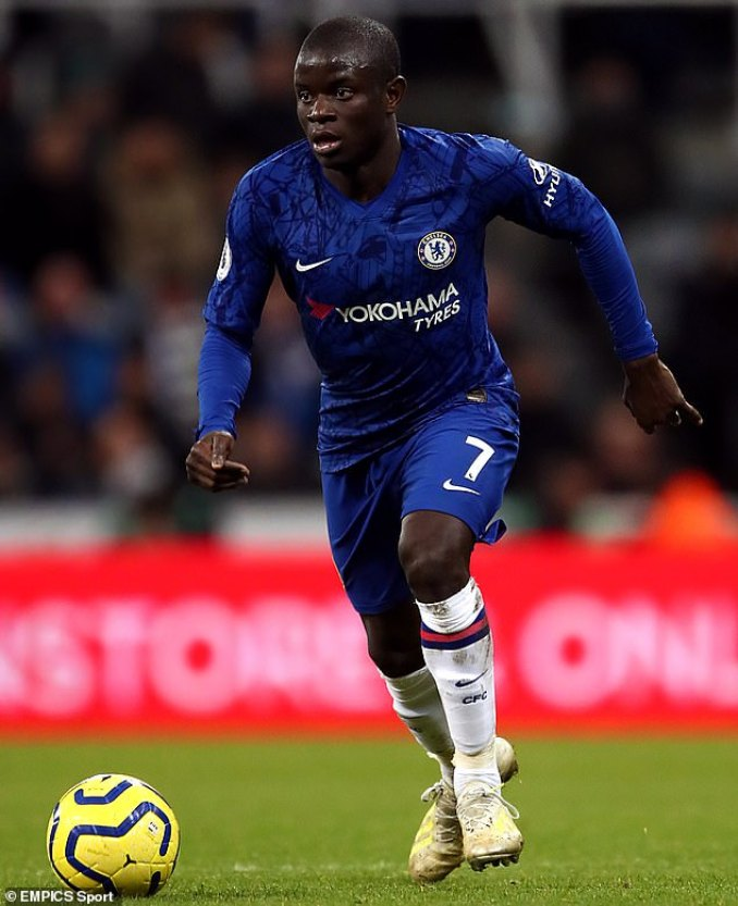 N'Golo Kante has opted out of training and reportedly will be allowed to miss rest of the season