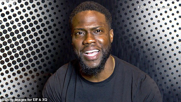 Opening: Kevin Hart explains why his wife Eniko Parrish Hart stood by his side, even after his cheating scandal