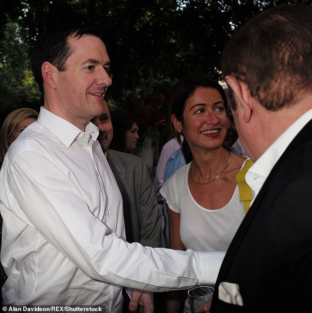 Osborne paid tribute to Ms. Rogers for helping to change her image during her tenure in government with a shortened `` Caesar '' haircut and a new wardrobe (photo, July 2015)